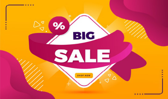 Big Sale, Shop Now