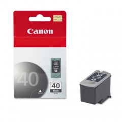 Canon Cartridge PG - 40 Black IP-1200 1300 1800 etc