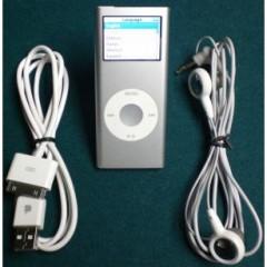 iPod nano 4gb 2nd genaretion model A1199