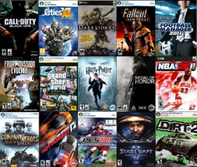 Working PC Games at very Low Price