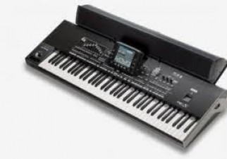 Korg Pa3X Arranger Workstation Keyboard 76-Key