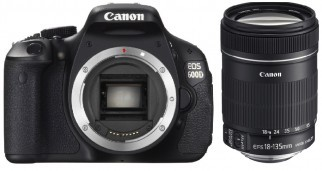 Canon DSLR t3i 600D