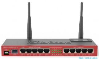 MikroTik Router RB2011UAS