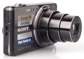 Sony Cyber-shot WX100 18MP 10x Stylish Small 3D Camera