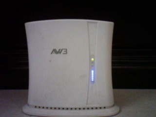 Banglalion Wimax WiFi Router Modem