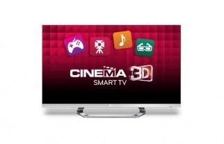 LG 47LM7610 47 inch Full HD 3D Smart LED TV (6pcs 3D Glass)