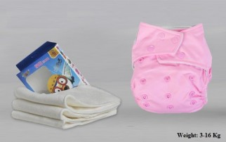 Reusable Baby Diaper Washable