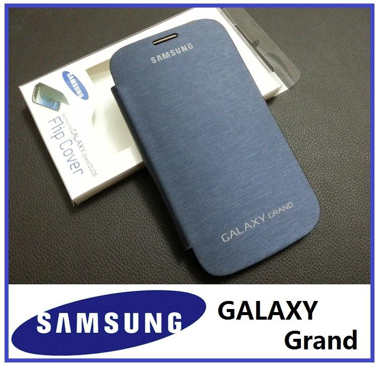 Samsung Galaxy Grand I9082 Flip Cover Black   ClickBD large image 0Galaxy Grand Cover Price