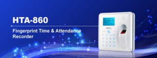 Hundure HTA 860FPE Time Attendance System Access Control