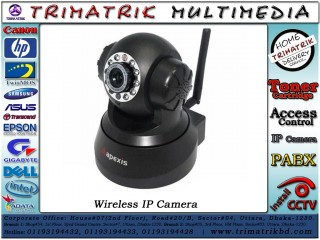 Apexis APM-J011-WS Wireless IP Camera Trimatrik