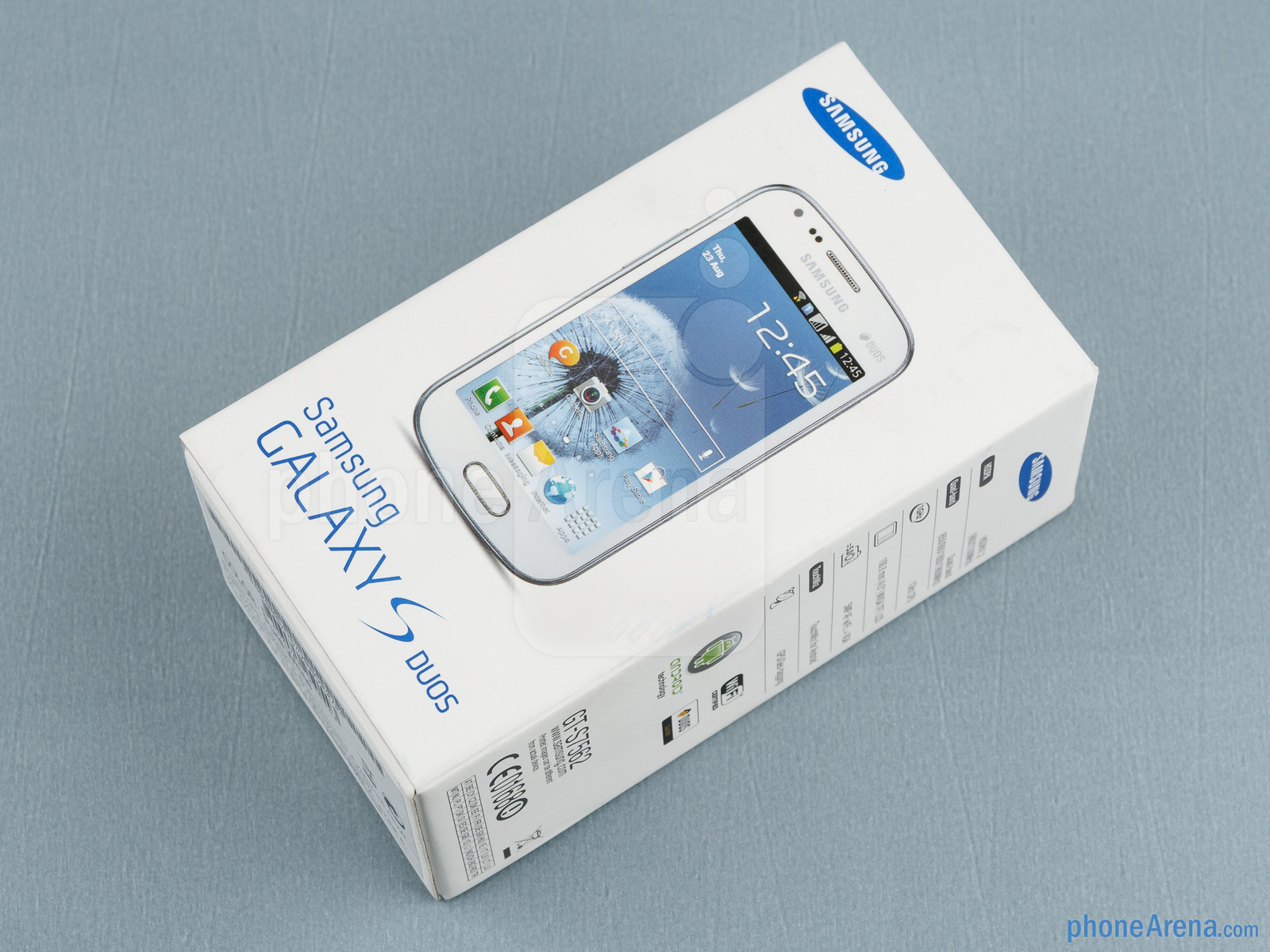 Samsung Galaxy S Duos S7562 Dual SIM Phone