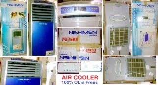 NISHIMEN JAPAN Air Cooler in frees condition
