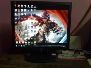 ViewSonic 17 Square LCD Monitor