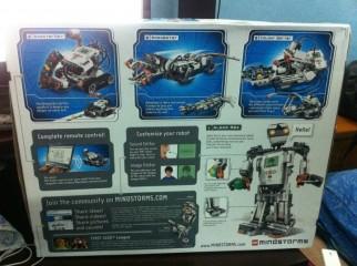 Lego Mindstorm NXT 2.0