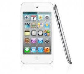 iPod Touch 4G 8 GB White From Apple Store