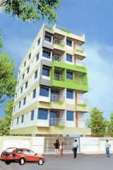 Flat sell in Hazaribagh main road