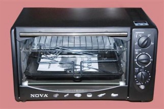NOVA ELECTRIC OVEN- Fully Brand new Call 01812679222 urgent