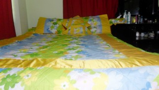 Quilt Bed Cover