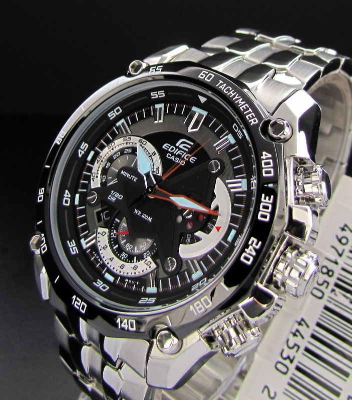 Brand New Casio Edifice EF 550D with BOX and 1 year warranty ... 04f88a7763