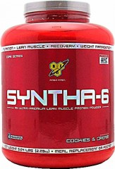 SYNTHA-6 ULTRA-PREMIUM SIX SOURCES PROTEIN POWDER 5.04 lb