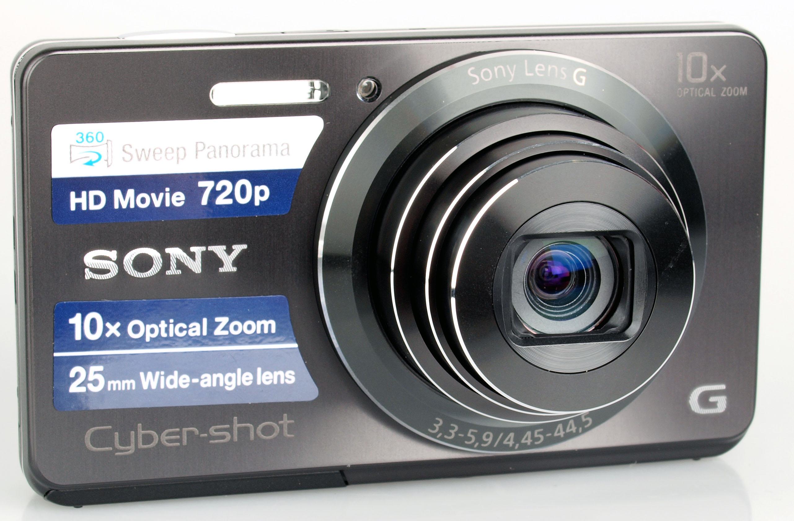 Sony W690 161 MP 10x Ultra Zoom HD Camera