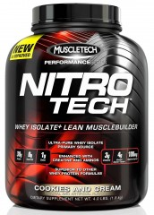 Nitro-Tech 4 lb PerformanceSeries