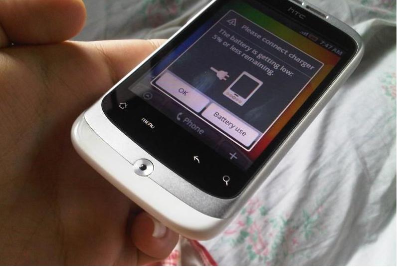 Драйвер для HTC Wildfire S