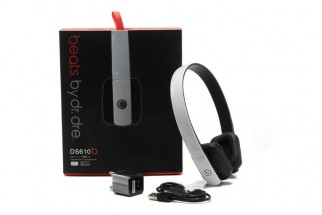 Beats DS610 Bluetooth On-Ear Headphone White