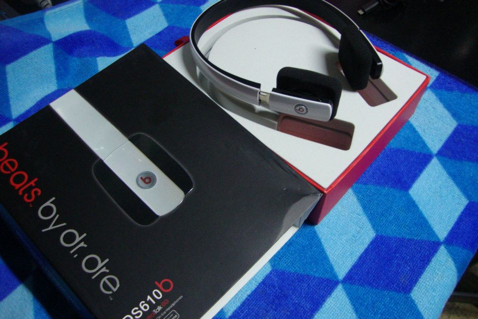 Beats DS610 Bluetooth On-Ear Headphone White  | ClickBD large image 3