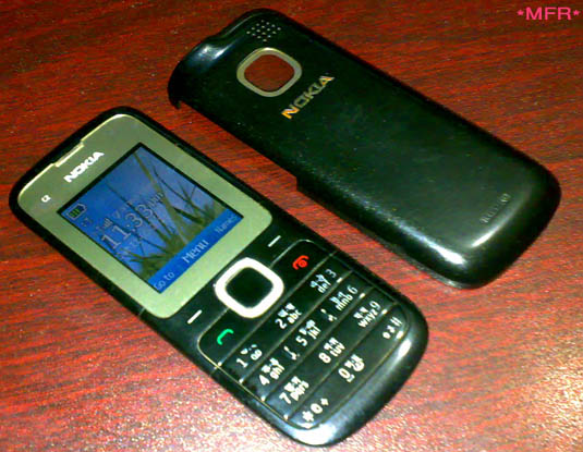 Nokia C2 00 dual sim with all java apps | ClickBD