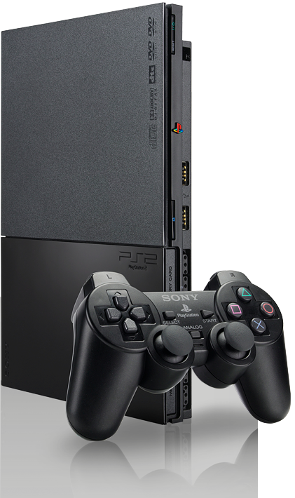 Playstation 2 slim cds ctg clickbd - Playstation 2 console price ...