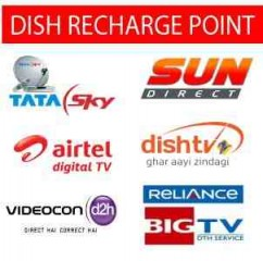 Dish Recharge Point