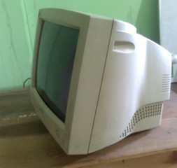 Philips CRT monitor plus TV card