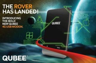 QUBEE ROVER Modem 4G Prepaid