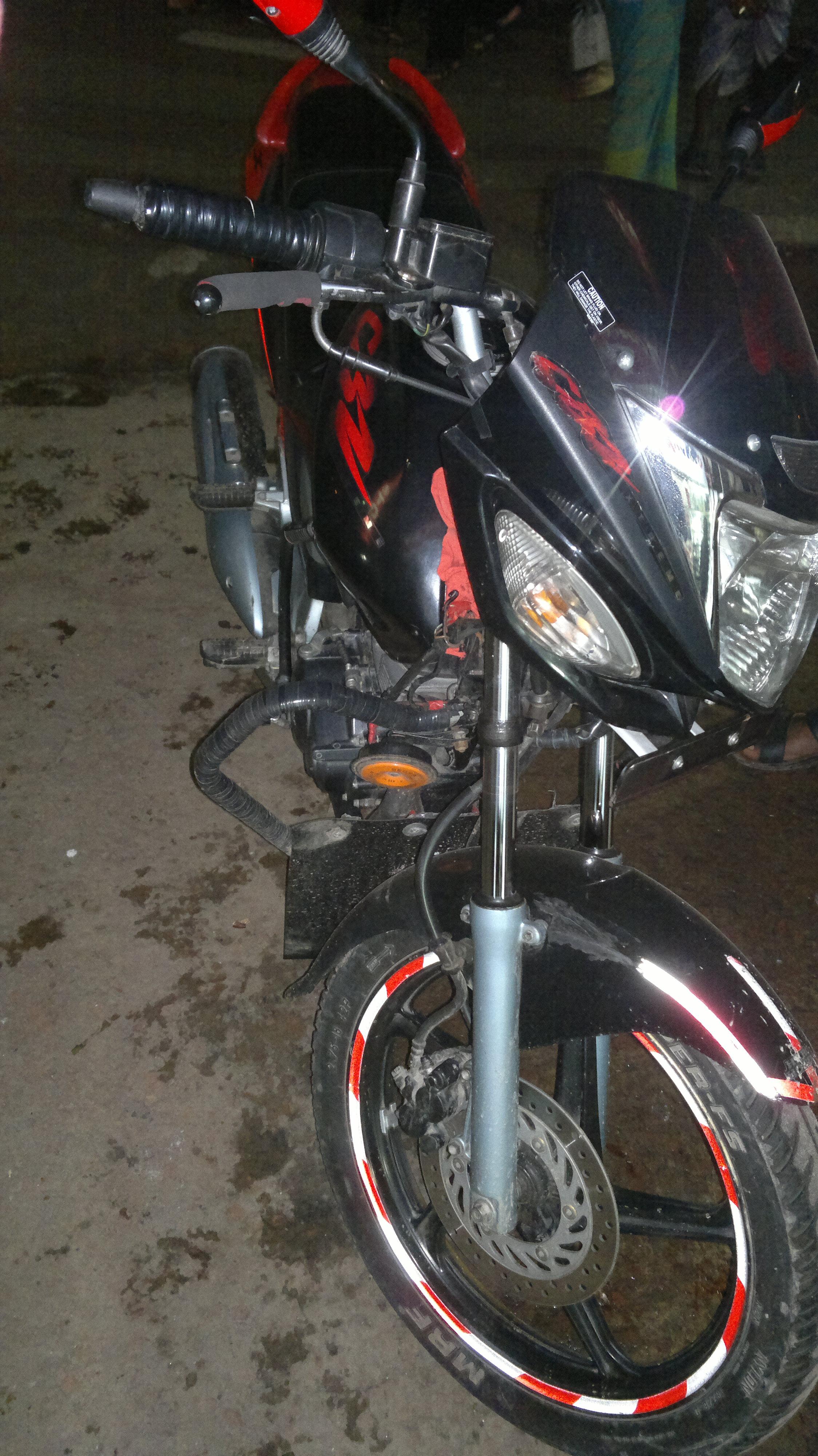 Motor Cycle Hero Honda Clickbd