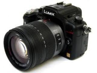 Lumix DMC-GH2 3d supported DSLR