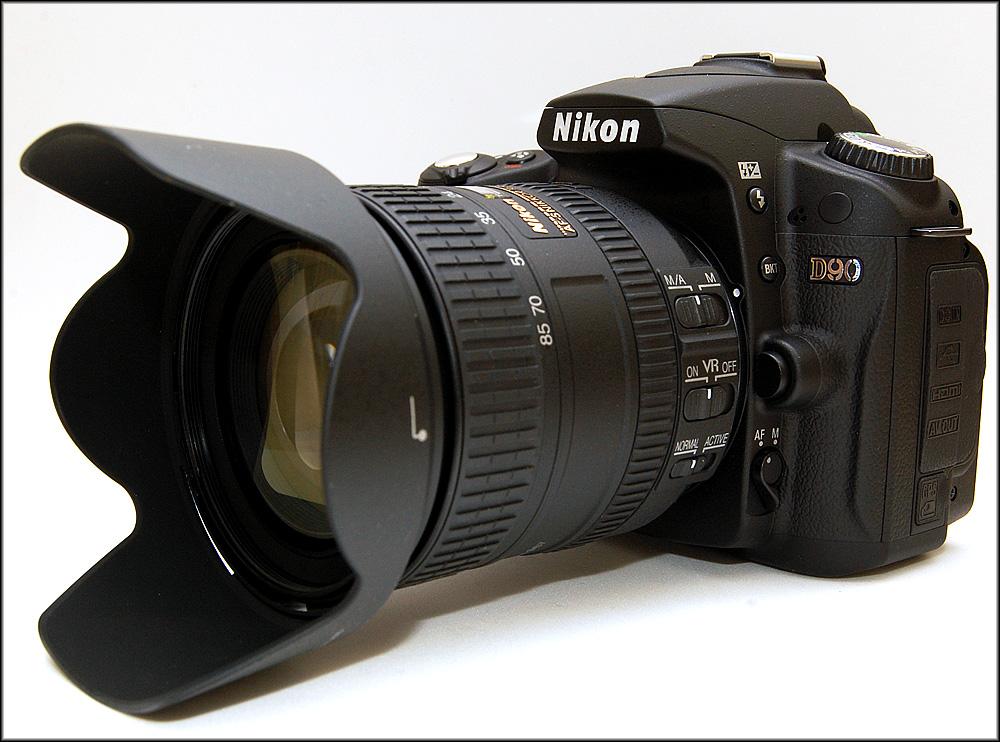 Nikon D90 With 18 105VR kit lens | ClickBD large image 0
