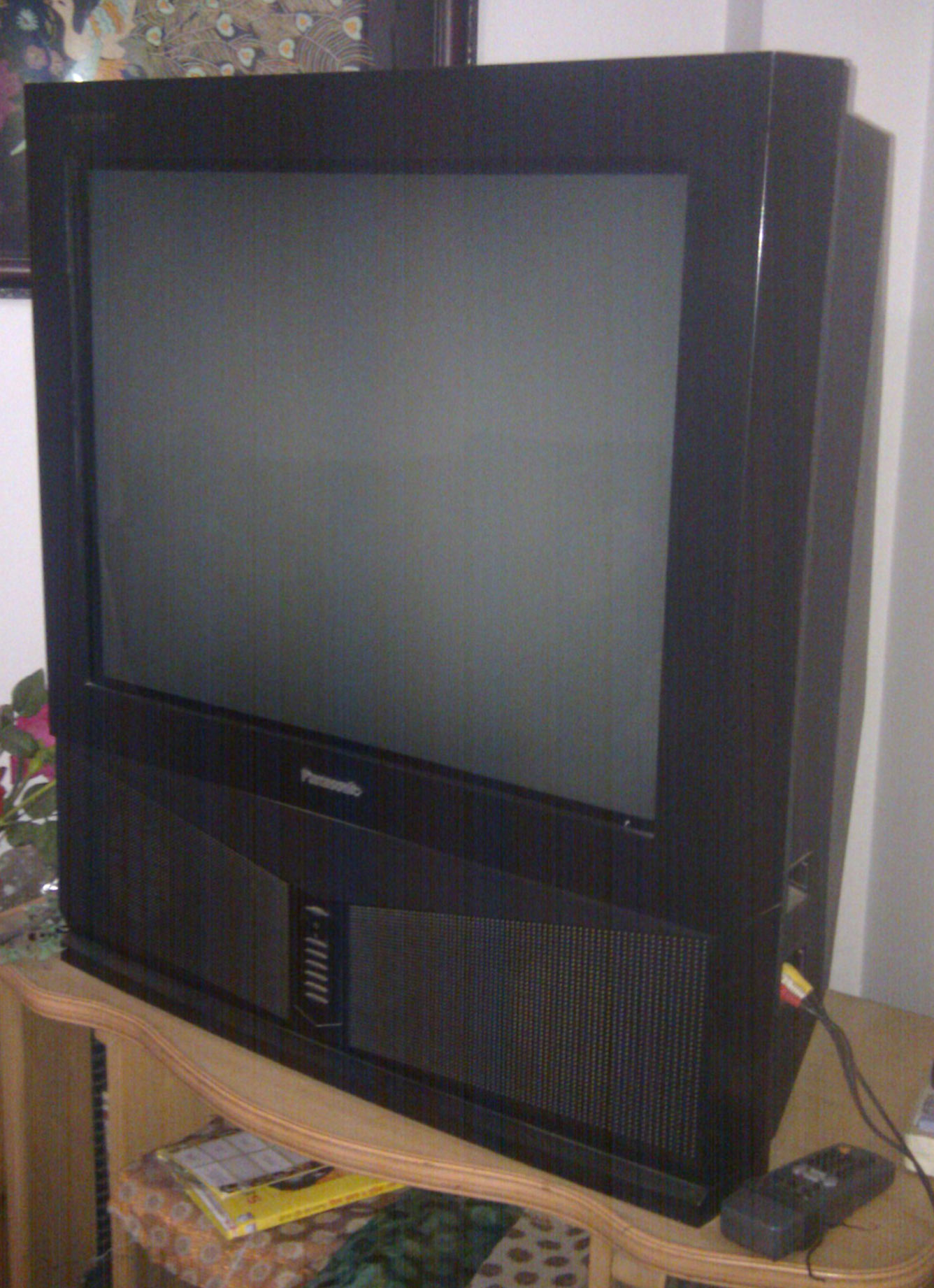 Panasonic 29 Crt Tv Clickbd