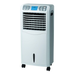 PORTABLE AIR COOLER JAPAN LED FULL AUTO AND REMOTE.BRAND NEW