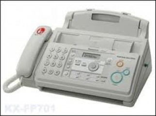 Panasonic KX-FP701CX Plain Paper Fax with Phone