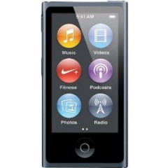 Apple iPOD Nano 16 GB Available In 3 Colors