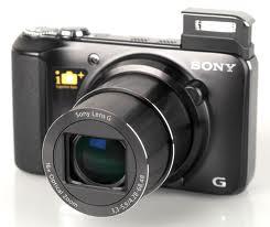 Sony Cyber-shot DSC-HX10V 16x Zoom Sony G Lens Camera | ClickBD large image 0