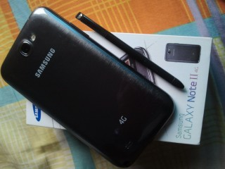 Galaxy note 2 4g LTE boxed brand new condition