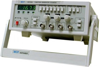 MCP Function Generator with Frequency Counter Model SG1639A