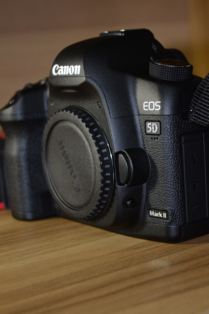 Canon 5D Mark II Body with month Warranty | ClickBD large image 0