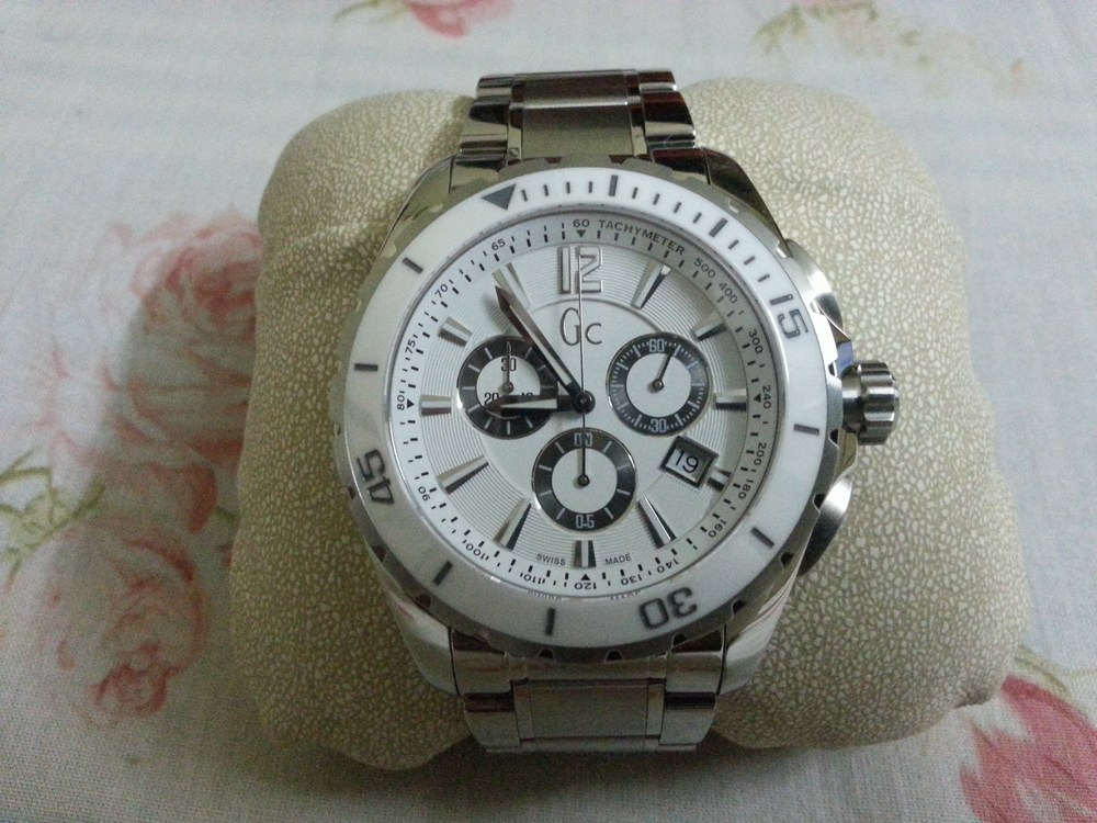 GC MEN S SPORT CLASS CHRONOGRAPH WATCH | ClickBD large image 0
