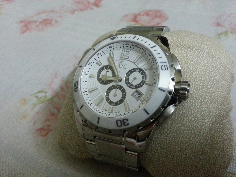 GC MEN S SPORT CLASS CHRONOGRAPH WATCH | ClickBD large image 1