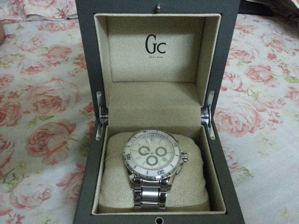 GC MEN S SPORT CLASS CHRONOGRAPH WATCH | ClickBD large image 3