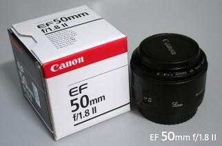 Canon 50mm 1.8 prime Lens