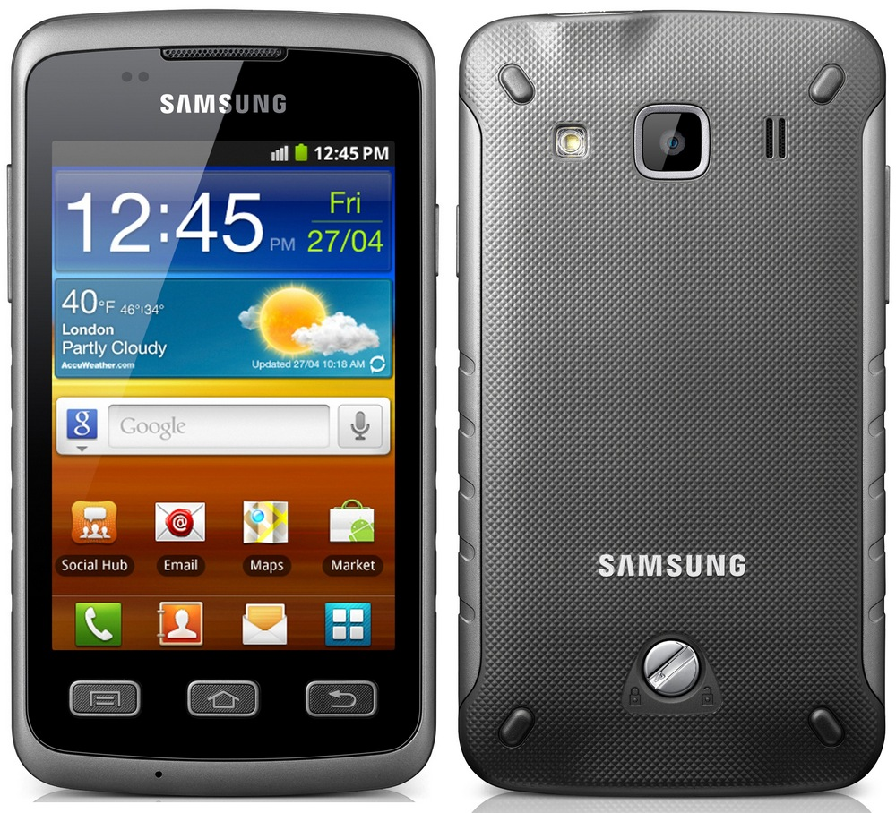 great fit a529d 6eae3 Samsung Galaxy Xcover Water Proof Very Cheap Price | ClickBD